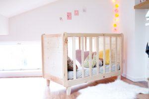 lit à barreau bébé
