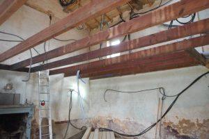 1.3 consolidation d'une structure bois Saint Denis du Pin 17